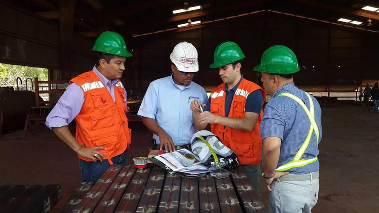 Higiene y seguridad ocupacional en nicaragua